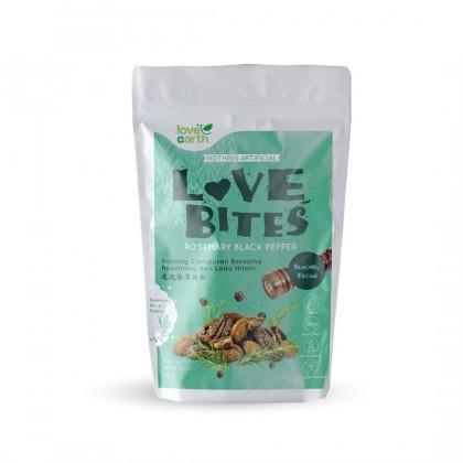Love The Bites Rosemary Black Pepper 40g (Buy 1 Free 1)