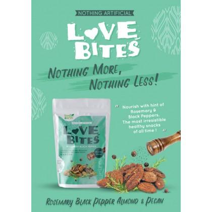 Love The Bites Rosemary Black Pepper 40g