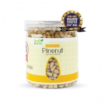 Lightly Roasted Pinenut 180g