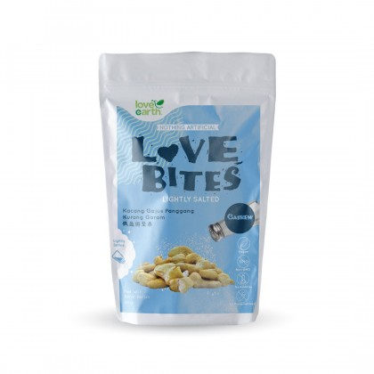 Love The Bites Lightly Salted Cashew 40g
