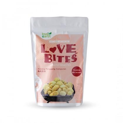 Love The Bites Lightly Roasted Cashew + Macadamia 40g