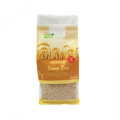 Organic Brown Rice 1kg