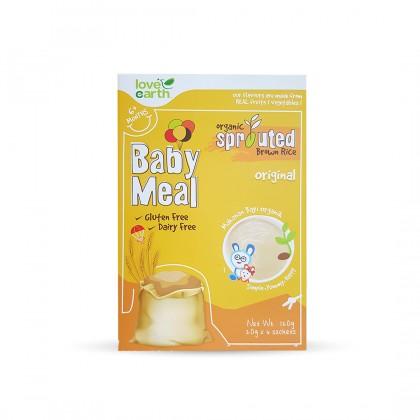 Organic Baby Meal (6 Sachet x 120g)