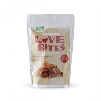 Love The Bites Cinnamon Sugar 40g