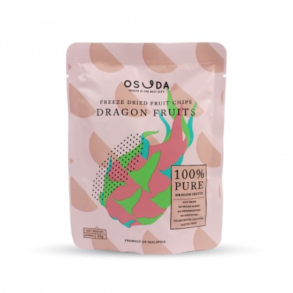 Osuda Freeze Dried Dragonfruits 20g