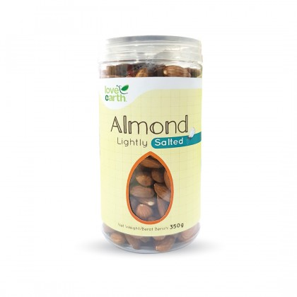 Lightly Salted Almond 350g